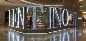 LED Signage Valentino