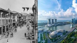 history of signage singapore