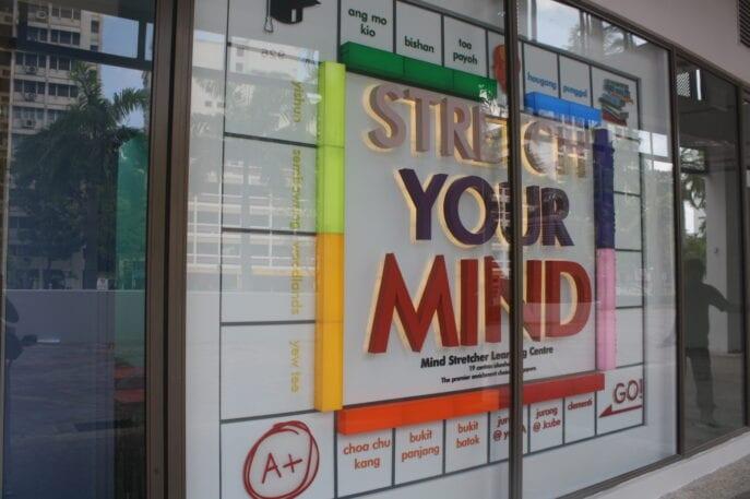 acrylic signage