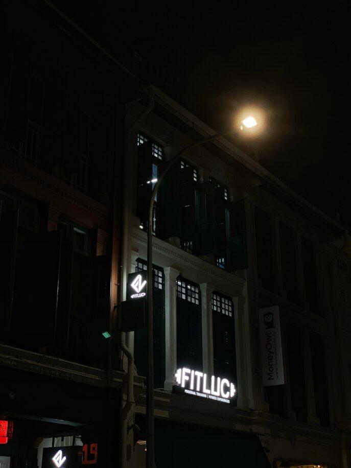 Fitluc Outdoor LED Signage
